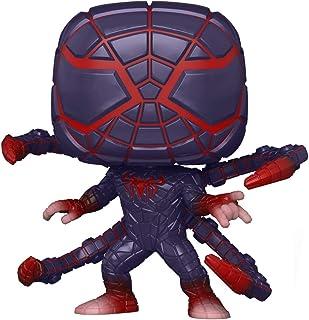 Funko 54694 POP Games: Spider-Man: Miles Morales- Miles (P.M. Suit) (MT)
