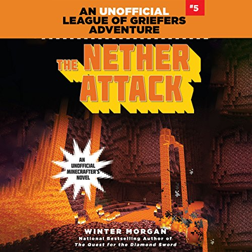 The Nether Attack audiobook cover art