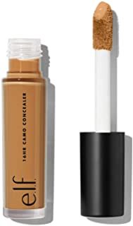 e.l.f. 16HR Camo Concealer Full Coverage Lightweight Conceals Corrects Contours Highlights Dries Matte Shades + 27 Colors ...