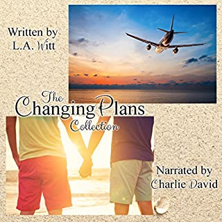 Changing Plans audiobook cover art