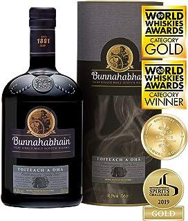 Bunnahabhain TOITEACH A DHÀ mit Geschenkverpackung Whisky 1 x 0.7 l