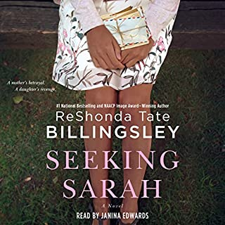 Seeking Sarah audiobook cover art