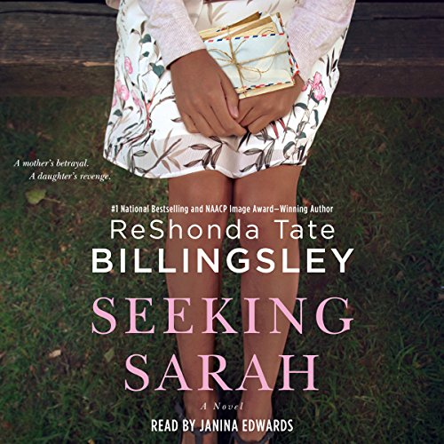 Seeking Sarah  By  cover art