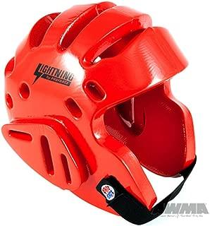 Pro Force Lightning Karate/Martial Arts Headgear