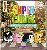 Super Cubies: Häkelminis, die dich begleiten. Mit Geschenkschachtel
