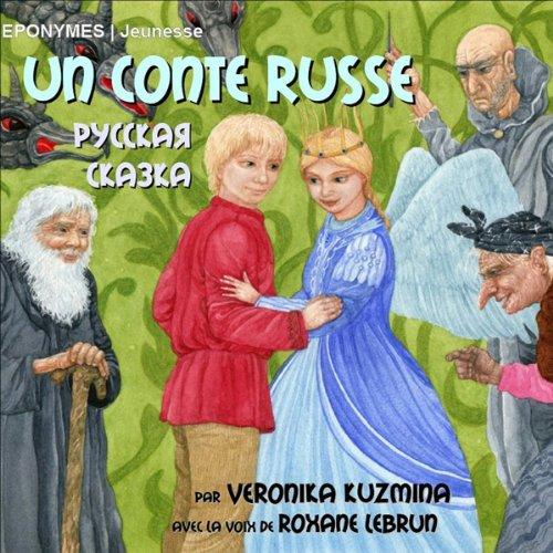 Couverture de Un conte russe