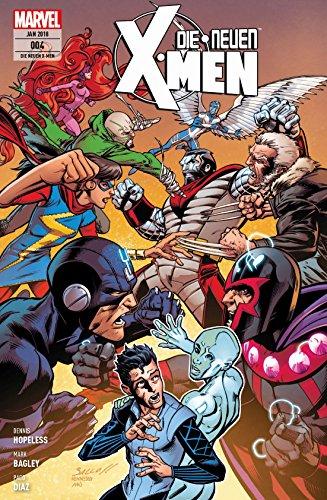 Die neuen X-Men: Bd. 4: Fatales Finale
