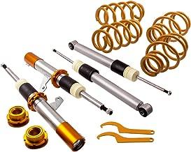 maXpeedingrods Coilovers for VW Golf/R32/GTI MK5, Golf MK6, Jetta MK5, Audi A3 MK2
