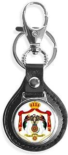 Jordan Asia National Emblem Key Link Chain Ring KeyHolder Finder hook Metal