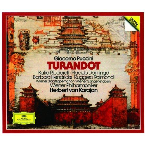 Puccini: Turandot / Act 2 - Die zweite Antwort: