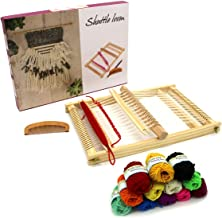 Weaving Loom Tapestry Weaving Loom Kit for Tapestry Wall Art Weaving Large 16