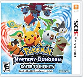 Best pokemon gates to infinity Reviews