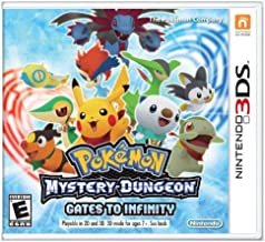 Best pokemon mystery dungeon gates to infinity price Reviews