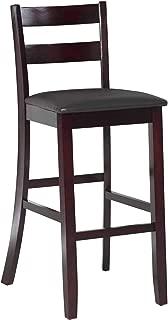Linon Triena Collection Soho Bar Stool 30