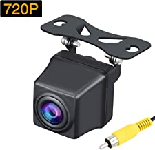 PUMPKIN 720P Backup Camera, 170° Waterproof Rear Front Side View Reverse Camera with Starlight Night Vision for Car, Trucks, Jeep, SUVs, RVs, Trailers