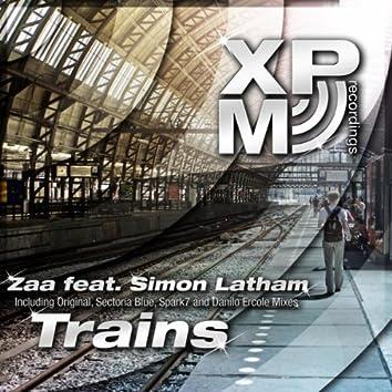 Trains (Incl. Sectoria Blue, Spark 7 & Danilo Ercole Remixes)