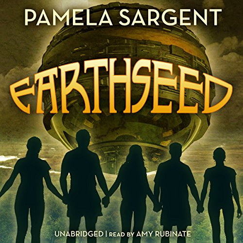 Earthseed audiobook cover art