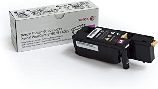 Xerox Phaser 6020/6022 / Workcentre 6025/6027 Magenta Standard Capacity Toner Cartridge (1,000 Pages) - 106R02757