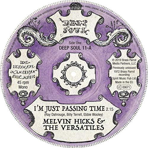 Melvin Hicks & The Versatiles & The Lyrics