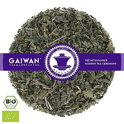 """N° 1179: Thé aux herbes bio""""Ortie"""" - feuilles de thé issu de l'agriculture biologique - GAIWAN GERMANY - ortie de Bulgarie, détox"""