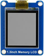 Electronic Module Black and White Memory SPI LCD Display with Internal Memory 144x168 For STM32 1.3 inch
