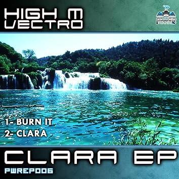 Power House Rec Presents: High M Vectro - Clara EP