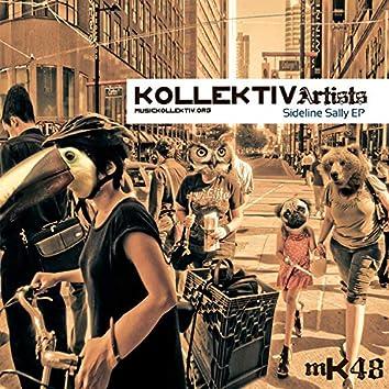 MK48 Alicia Hush - Sideline Sally EP