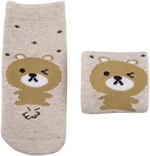 Bigood Newborn Infants Baby Kids Cartoon Animal Warm Socks Soft Sock