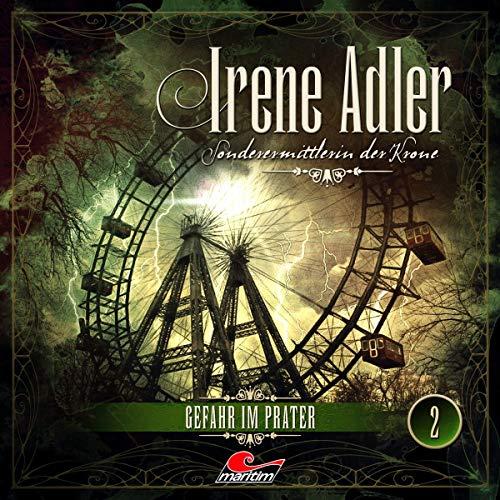 Irene Adler 02-Gefahr im Prater