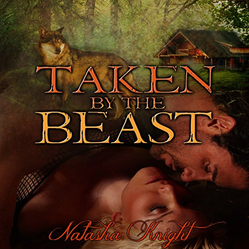 Taken by the Beast audiobook cover art