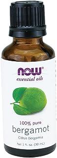 Now Foods Bergamot Oil 1 ounce (Pack of 2)