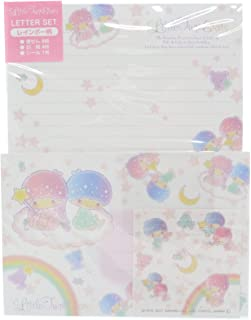Little Twin Star Kiki & Lala Letter Set Japan Special Edition White