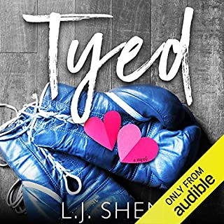 Tyed audiobook cover art