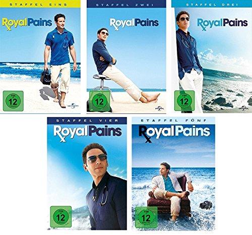 Royal Pains - Staffel 1-5 (20 DVDs)