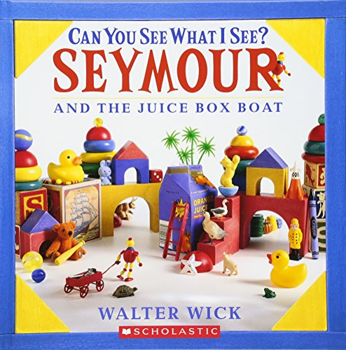 Can You See What I See? Seymour and the Juice Box Boatの詳細を見る