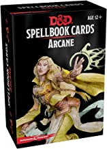 Spellbook Cards: Arcane (Dungeons & Dragons)