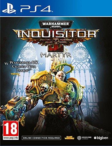 Bigben Interactive Warhammer 40,000 Inquisitor Martyr vídeo - Juego (PlayStation 4, Acción / RPG,...