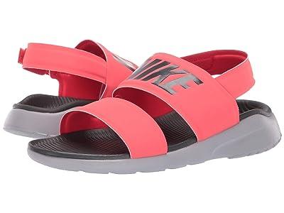 Nike Tanjun Sandal (Ember Glow/Anthracite/Wolf Grey) Women