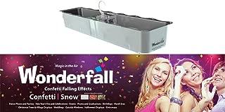 Wonderfall Custom Snow and Confetti Machine