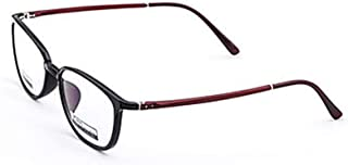 Anti-Blu-ray Reading Glasses Fashionable light HD High-end Professional Long-sighted Presbyopic Glasses for the Elderly (C...