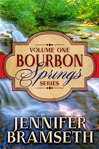 Bourbon Springs Box Set: Volume I, Books 1-3 (English Edition)