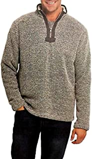 Men's Brighton Quarter Zip Sweater