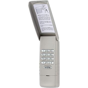 940CB Wireless Keyless Entry 390 MHz Chamberlain 940C