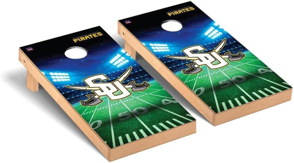 Southwestern University Pirates Detroit Mall Cornhole Stadium Max 72% OFF Versio Game Set