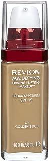 Revlon Age Defying Firming and Lifting Makeup, Golden Beige, 1 Fl Oz