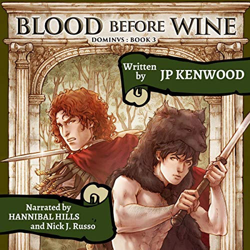Blood Before Wine cover art