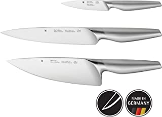 WMF Set of kitchen knives Chef`s Edition 3 pieces, Made in Germany