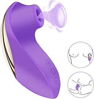 BOMBEX Clitoral Sucking Vibrator - Clit Sucker with 10...