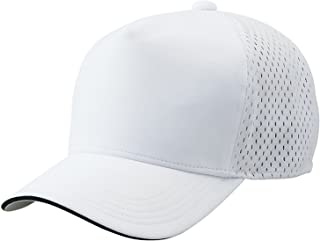 ZETT(ゼット) 野球 帽子 ベースボールキャップ (アメリカンバックメッシュ) BH167