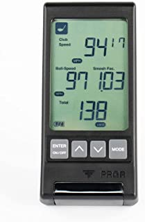 PRGR Unisex's Portable Launch Monitor